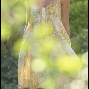 Anthropologie HD in Paris sundress size 4 cotton